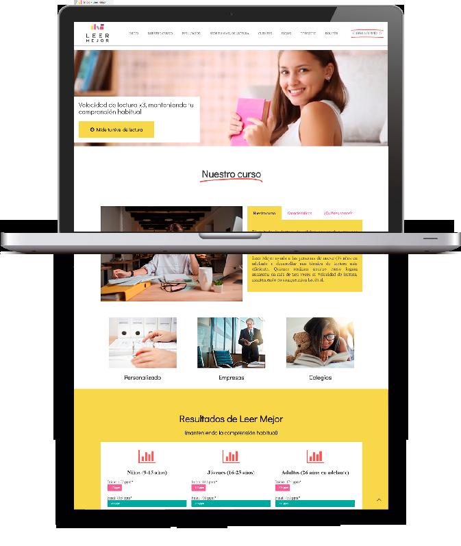 Tu Marketing Bogotá - Leer Mejor home page