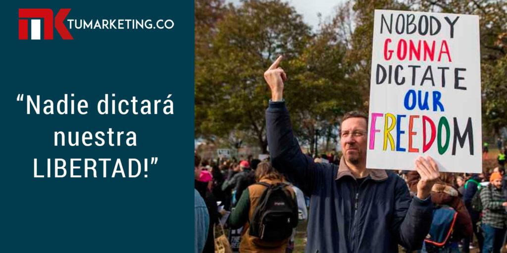 Tu Marketing Bogotá - Gab Dissenter, por la libertad de expresión.