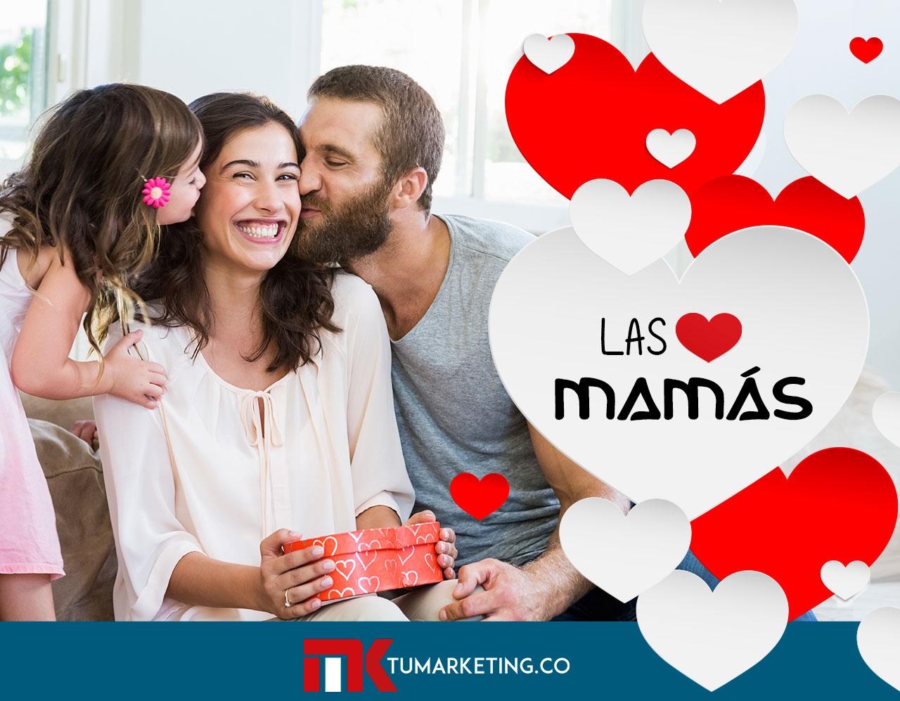 Tu Marketing Bogotá - Feliz día de la madre 2019