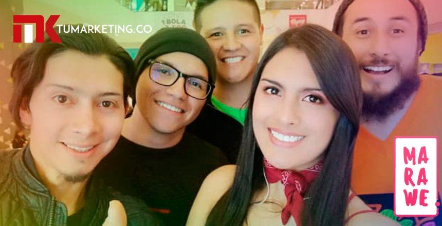 Tu Marketing Bogotá - Ganador del concurso - Marawe