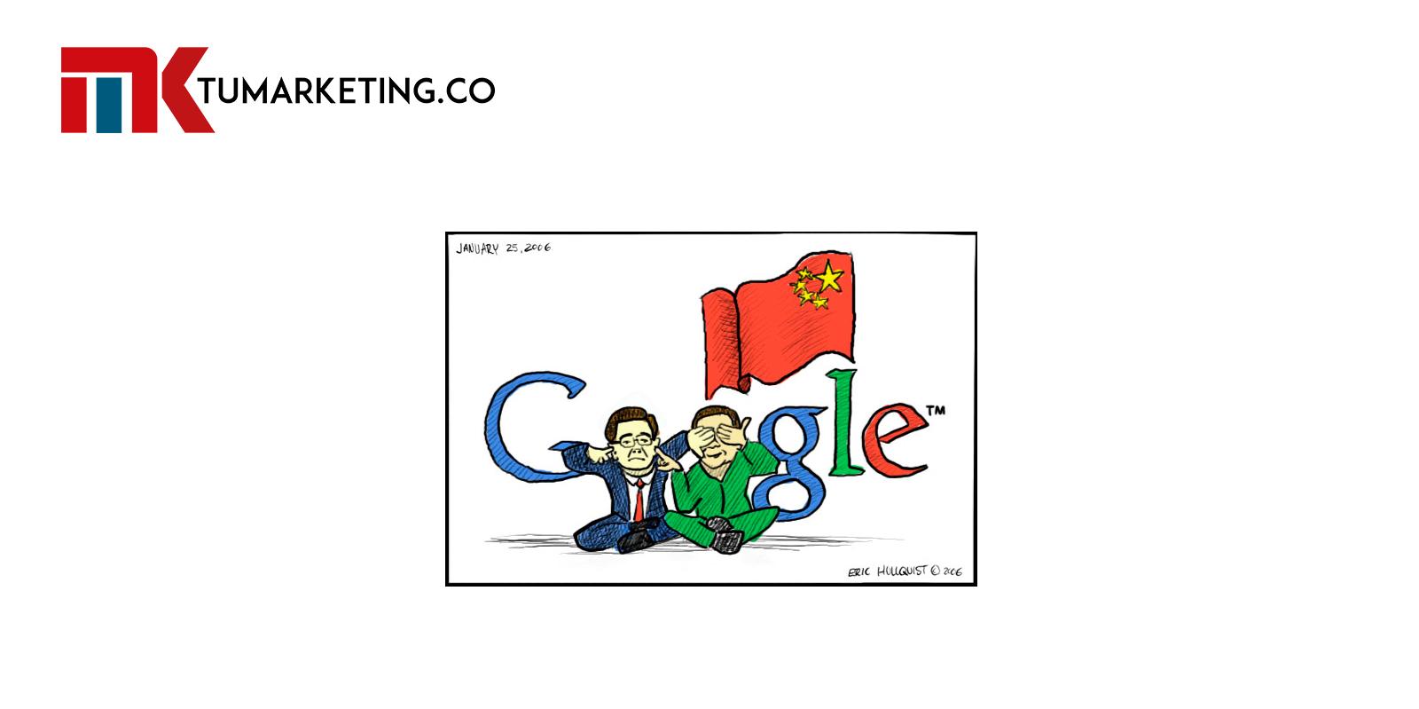 Tu Marketing Bogotá - La Buena Censura de Google