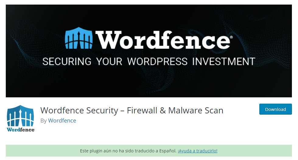 Tu Marketing Bogotá - Wordfence Firewall and Malware Scan