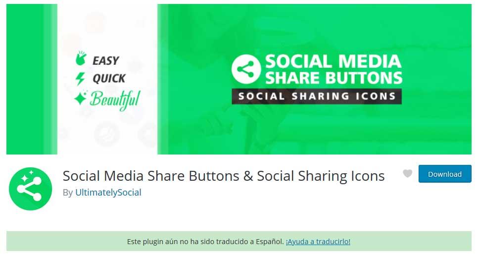 Tu Marketing Bogotá - Social Media Share Buttons & Social Sharing Icons plugin