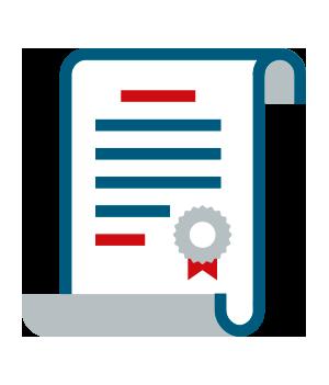 Emisión de certificados