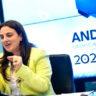 """""""""""Una empresa que ve las tecnologías como un recurso esencial, es una compañía que asegura el futuro de su economía"""": ministra Karen Abudinen"""