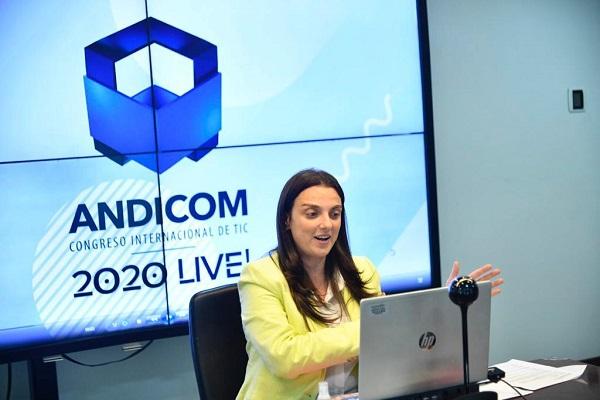 Ministra TIC, Karen Abudinen 2