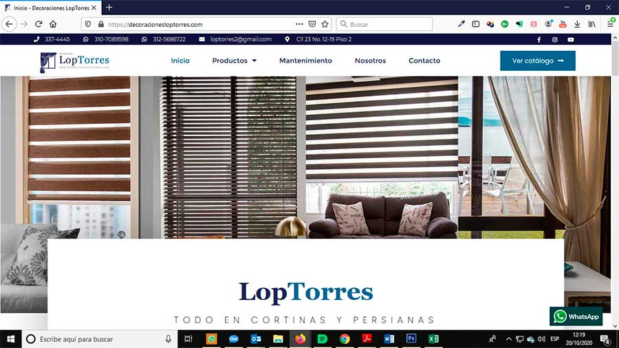 Tu Marketing Bogotá - Decoraciones LopTorres