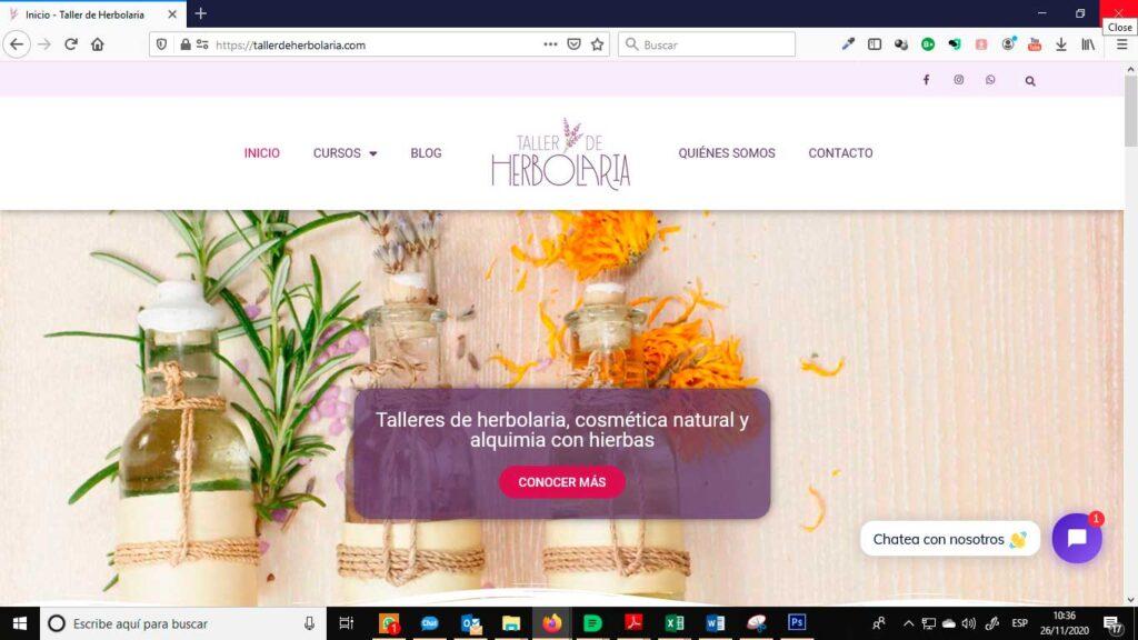 Tu Marketing Bogotá - Taller de Herbolaria