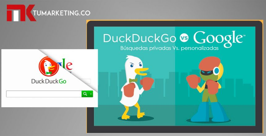 Tu Marketing Bogotá - DuckDuckGo, una gran alternativa a Google