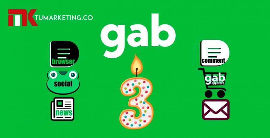 Tu Marketing Bogotá - Feliz 3er aniversario gab.com