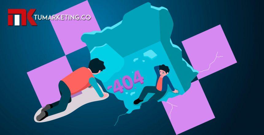 Tu Marketing Bogotá - Cómo arreglar links rotos en tu página web de WordPress