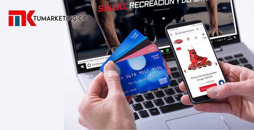 Tu Marketing Bogotá - Las empresas que cuentan con comercio electrónico duplican su publicidad durante las cuarentenas implementadas a causa del virus chino